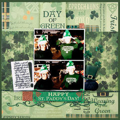 Day of Green Layout