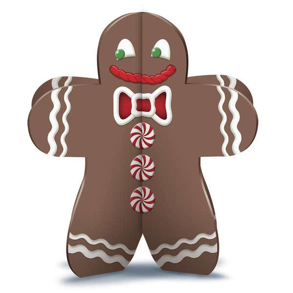 Gingerbread Kids Kraft-It Kit