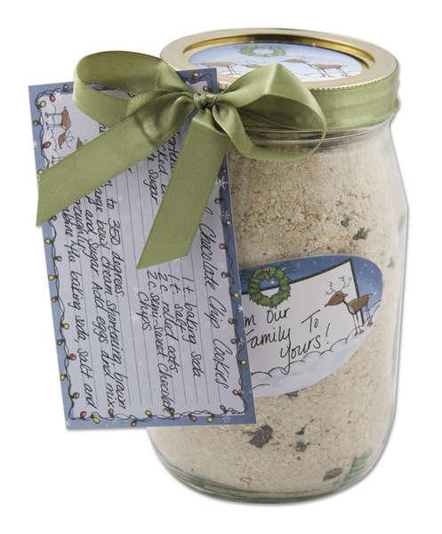 Holiday Gift Jar