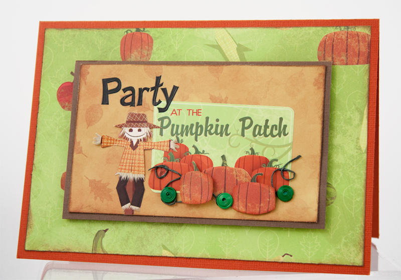 Party at the Pumpkin Patch