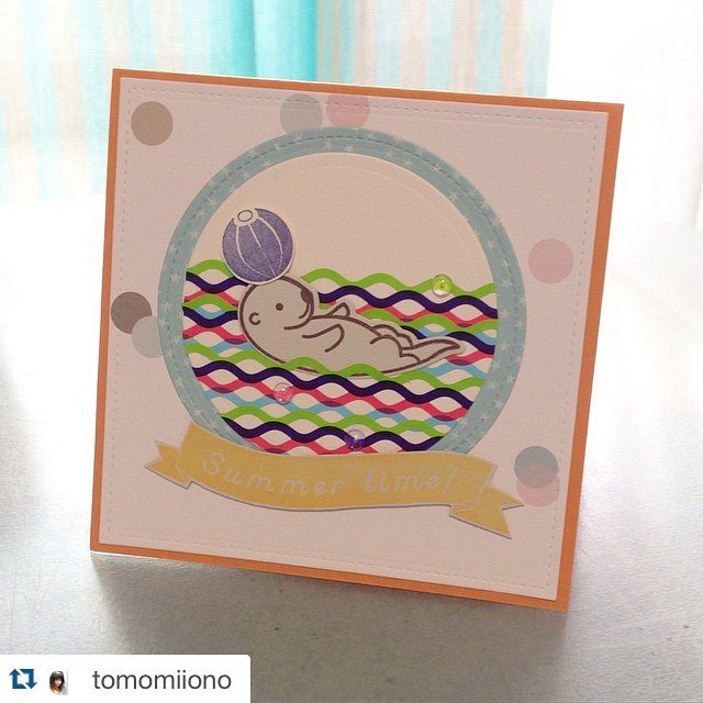 Cardmaking with Pavilio Tapes