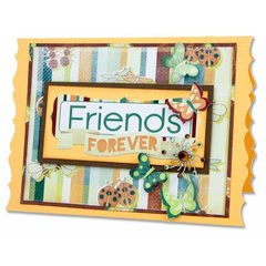 Friends Forever Card by Jolene