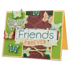 Friends Forever Card by Josee