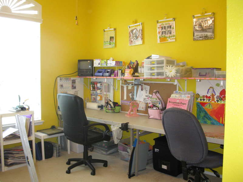 My sunshine room