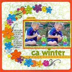 CA winter