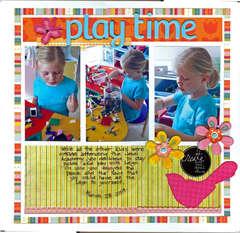 Playtime (Kraft Girl Kits)
