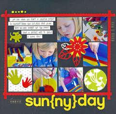 super sun{ny} day