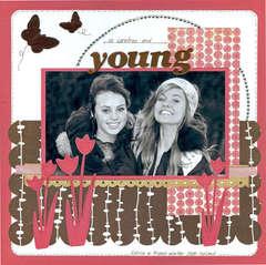Young ( Kraft Girl Kits)