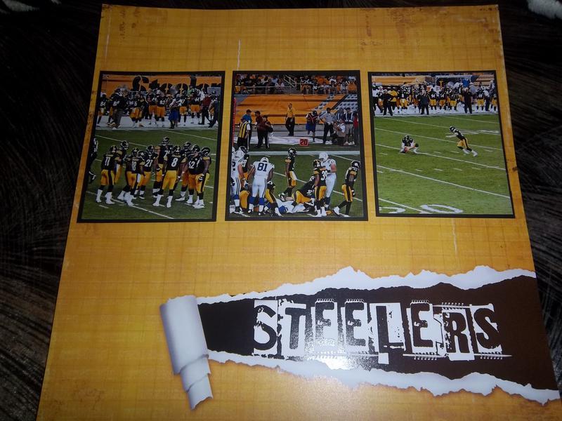 Pittsburgh Steelers pre-season 1