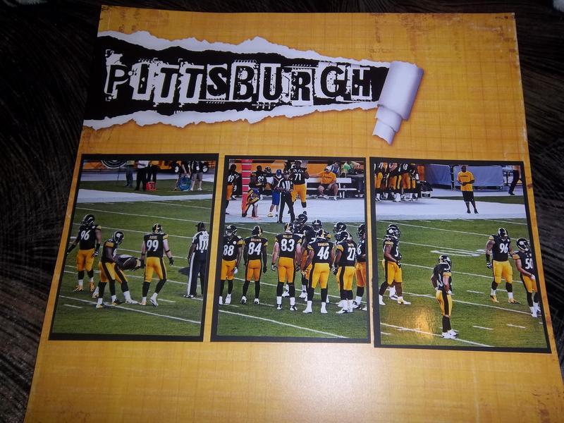 Pittsburgh Steelers pre-season 2