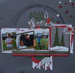 Believe- Christmas