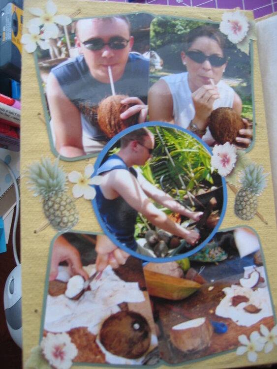 Honeymoon - Coconut