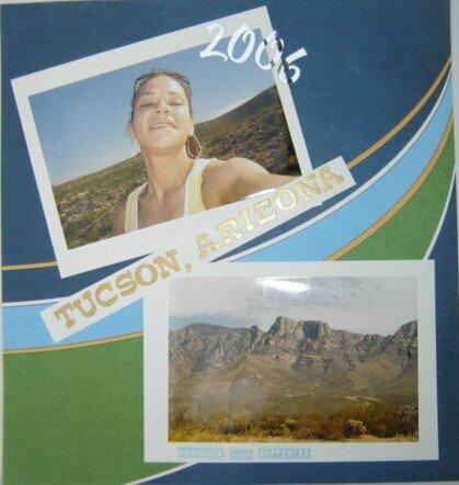 Tucson Trip Page 1