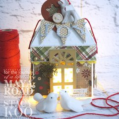 Maya Road: Christmas Luminaire