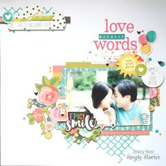 SS DT: Love Without Words