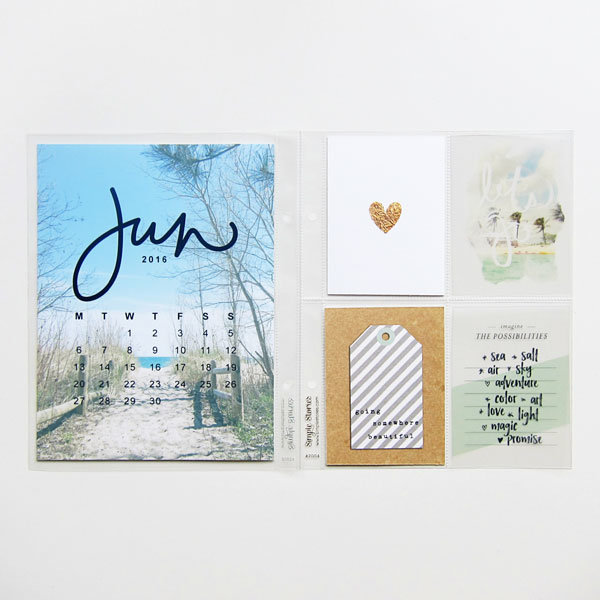 June Opening Pages
