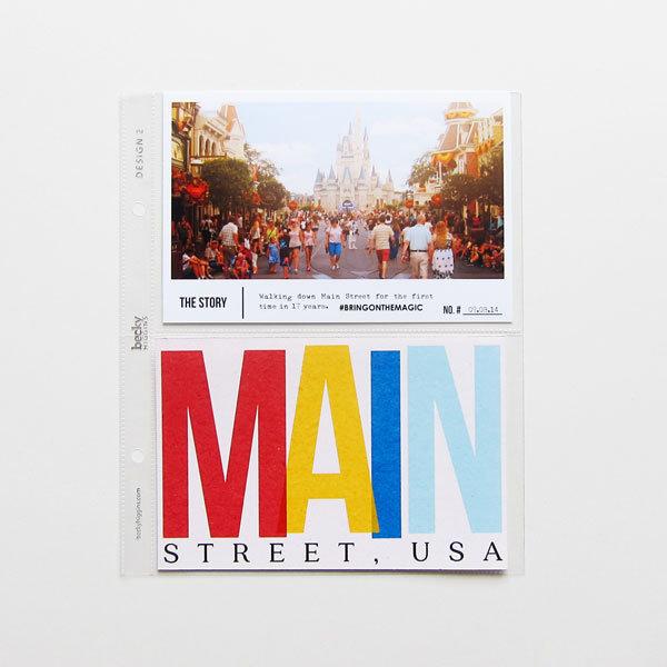 Main Street, Magic Kingdom