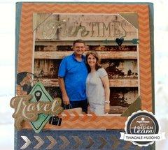 Fun Times Flip Album - Paper House Productions