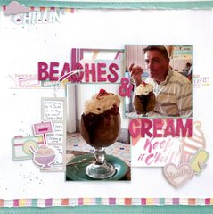 Disney Beaches & Cream with process video