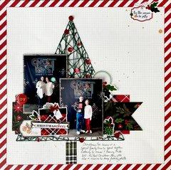 Christmas 12 Days of Christmas youtube series