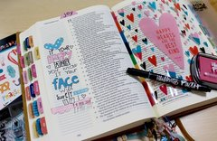 If Your Happy Bible Journaling