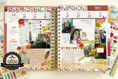 Memory Keeping Journal with process video