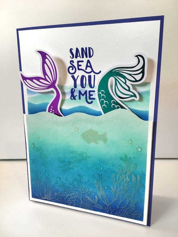 You & Me Ocean Mermaids