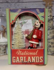 National Garlands Vintage Inspired Shadow Box