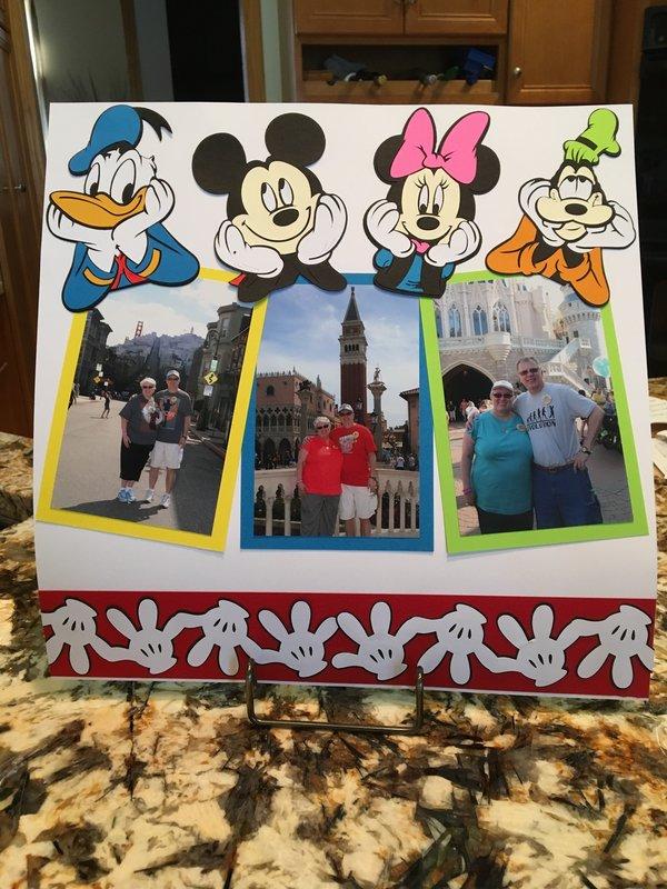Disney Vacation 2016