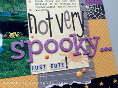 Not very spooky...just cute!