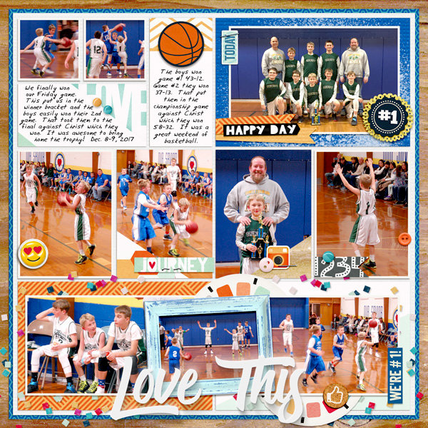 GR Basketball Tournament