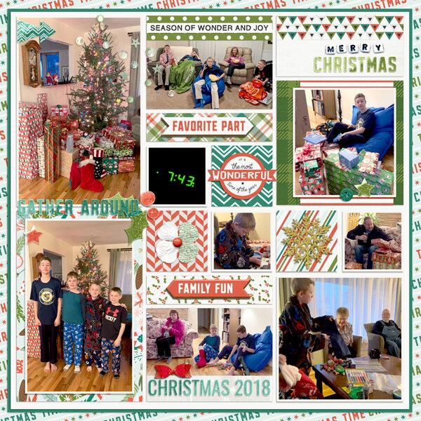 Christmas 2018 page 1
