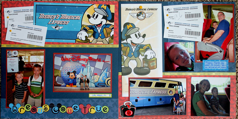 Disney World - Disney Magical Express