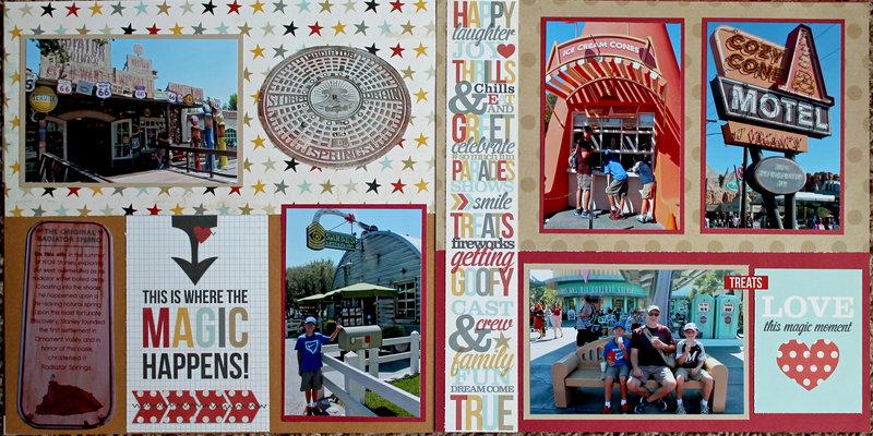 Disney California Adventure - CarsLand