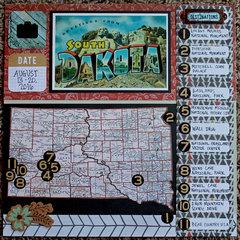 South Dakota Cover Page
