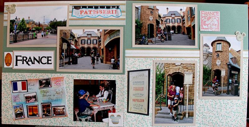 Disney World - Epcot World Showcase