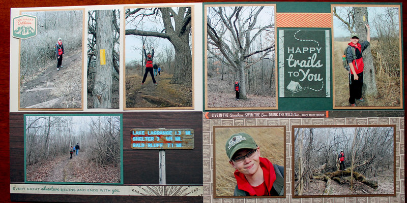 Hiking on the Ice Age Trail - Page 2