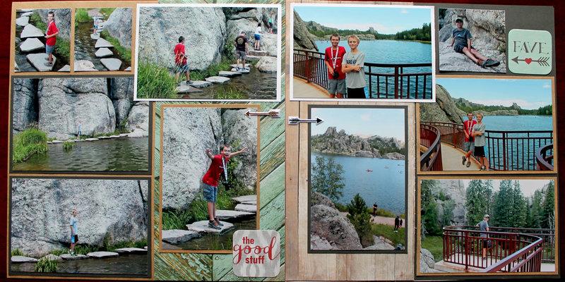 Sylvan Lake Trail - Custer State Park