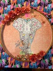 ELEPHANT LOVE 1