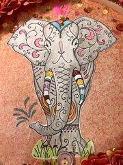 ELEPHANT LOVE 1 Up Close