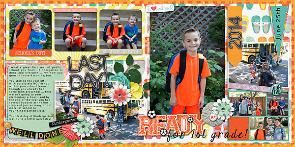 Last Day of Kindergarten