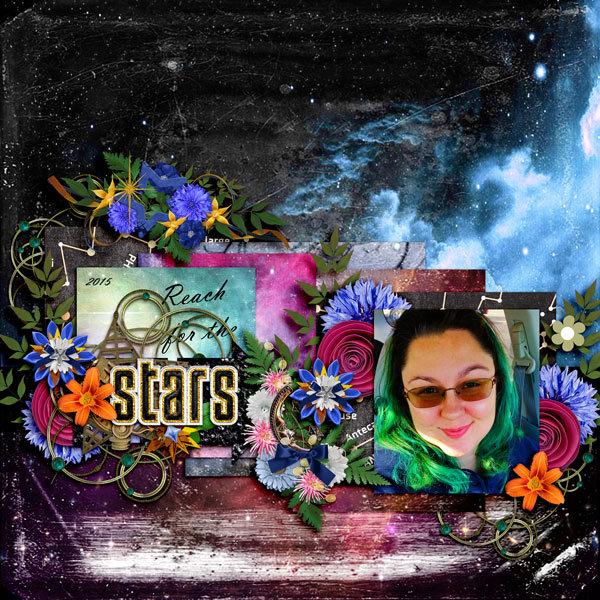 Reach for the Stars - December 2015