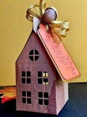 Elizabeth craft designs holiday house