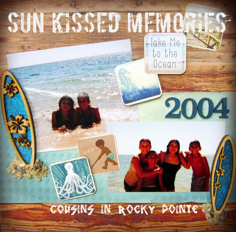 Sun Kissed Memories