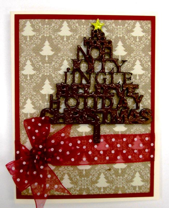 Holiday Sayings Card