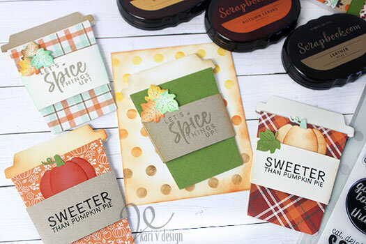 Fall GC holders - Let's Spice Things up!