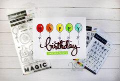 Happy Birthday Time for Treats!