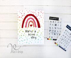 Have a Nice Day confetti