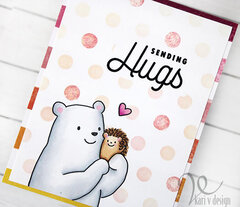 Sending Hugs (Cards for Kindness)