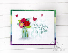 Thinking of You (Cards for Kindness)